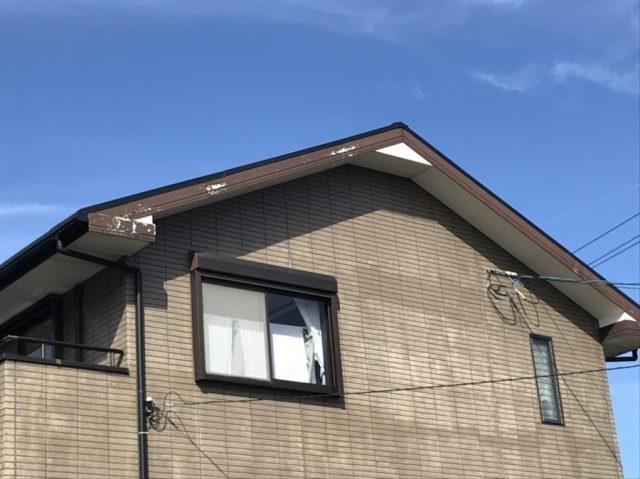 屋根勾配の状況