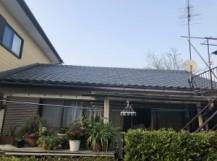 屋根 after
