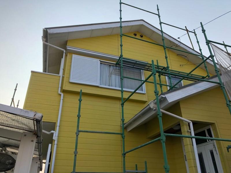 屋根塗装 コロニアル