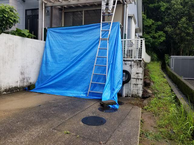 宮崎市清武町今泉。先日ご提案をしたお客様の工事がスタートしました。