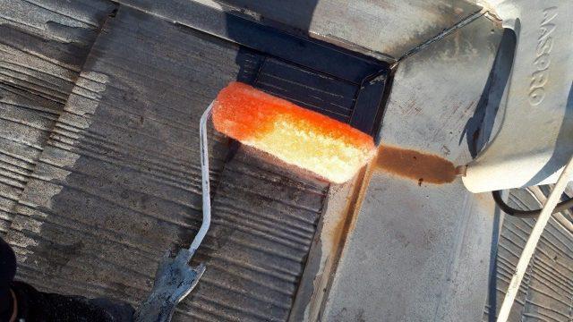 【宮崎県宮崎市】太田にある肌色の住宅で屋根塗装の下準備をおこないました!下塗り