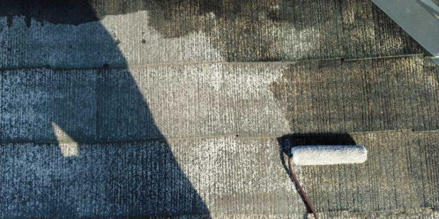 【宮崎県宮崎市】霧島にある131平方メートルある屋根の塗装をしていきます屋根下塗り_1_確定