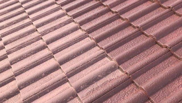 【宮崎県宮崎市】清武町加納甲にあるモニエル瓦の住宅で屋根塗装をしていきます屋根下塗り_1_確定