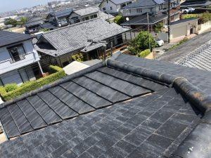 屋根・勾配状況