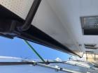 【宮崎県宮崎市】清武町にある41坪の住宅で屋根をセミフロンルーフ(コーヒーブラウン)で塗装していきます!雨樋上塗り_1_確定