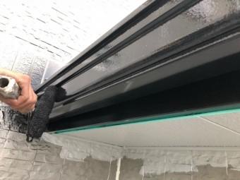 雨樋 塗装