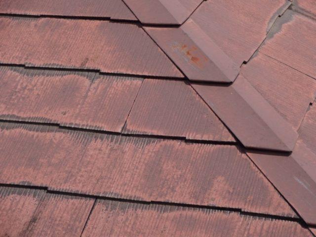 コロニアル 屋根
