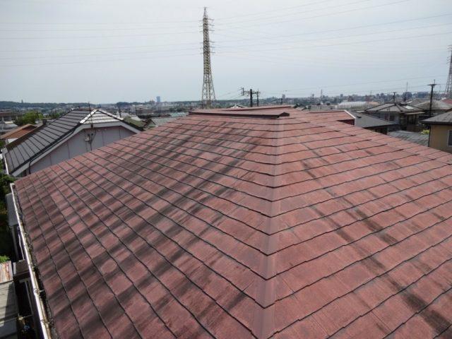 屋根・既存状況