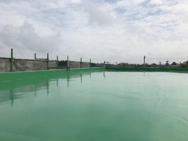 末吉町ウレタン防水