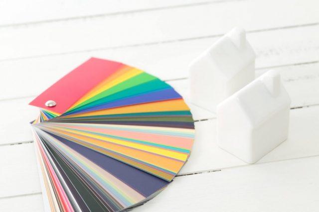 屋根の配色を決める方法