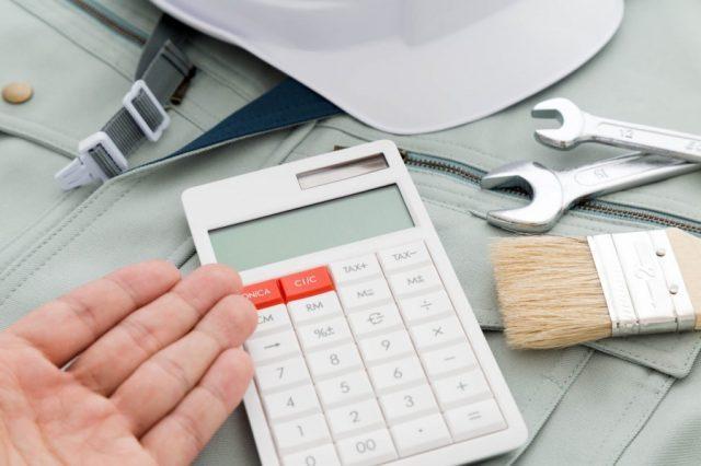 素焼き瓦の工事費用