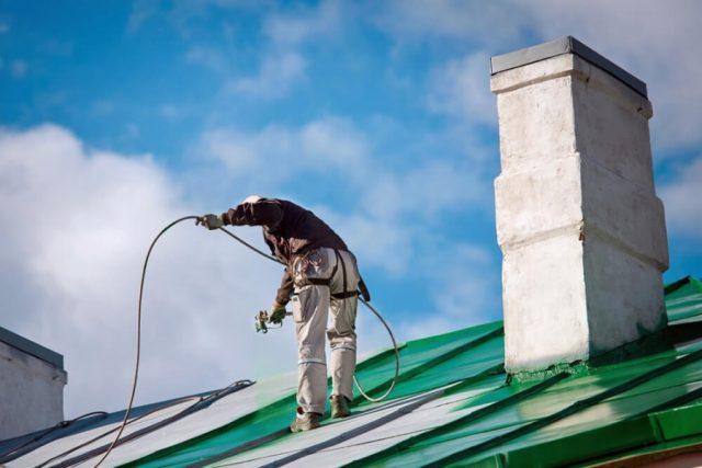 タスペーサーが使用できない屋根