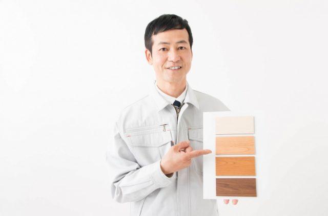 木塗装工事の方法
