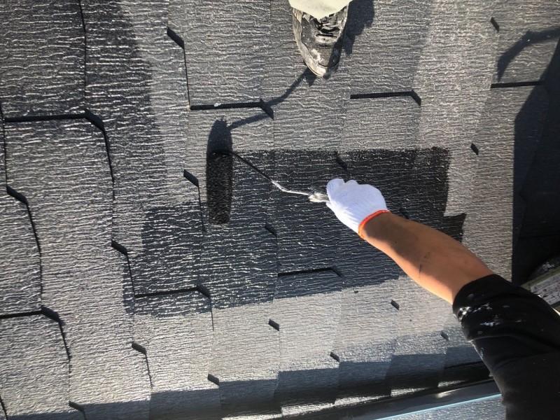 屋根塗装 化粧スレート