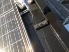 【宮崎県都城市】都北町にある29坪の住宅で98平方メートルのコロニアル屋根と雨戸・雨樋・軒天を塗装します!屋根上塗り_1_確定