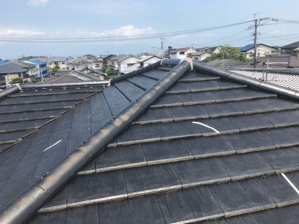 宮崎市塗装屋根下塗り